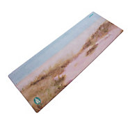 Spiritual Revolution Breathing in Peace Inspirational Yoga Mat - F249422