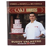 Cake Boss: Stories and Recipes from Mia Famigliaby Buddy Valastro - F09023