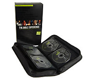 The Bible Experience Complete Bible on CD, DVD and Carrying Case - F09123