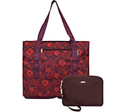 Travelon Convertible Pouch & Tote with RFID - F12323