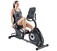 Schwinn 270 Recumbent Exercise Bike - F248723