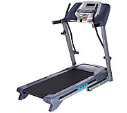 HealthRider SoftStrider Treadmill with Upper Body Resistance - F11924