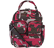 Lug Quilted Tote Bag - Mini Puddle Jumper - F12724