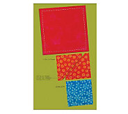 GO! Baby Fabric Cutting Dies - Small Value Die - F246724