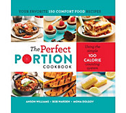 The Perfect Portion Cookbook with Anson Williams - F12225