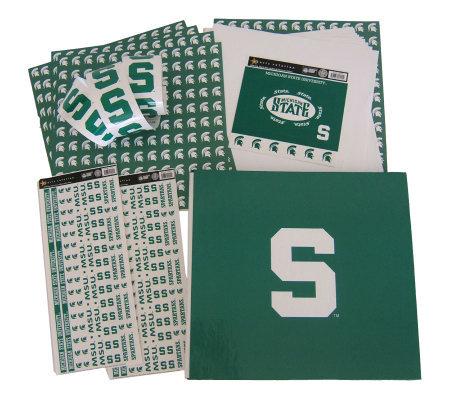 Michigan State University Scrapbook Starter Kit F179325