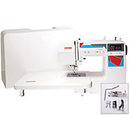 Janome MOD-100Q Quilting Machine with Accessories - F249726