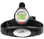 Pyle PHRM40 One-Button Heart Rate Watch - F247927