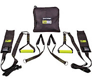 GoFit Gravity Straps Set - F248627