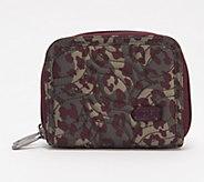 Lug Small Accordion Wallet with RFID - Splits - F13028