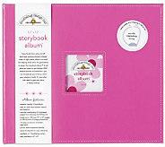 Storybook Album 12x12 - Bubblegum - F247228
