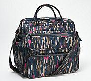 Lug Crinkle Nylon 3-in-1 Via Travel Bag - F12729