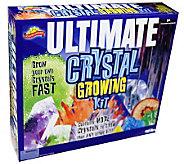 Scientific Explorer Ultimate Crystal Growing Kit - F248029