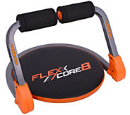 FITNATION Flex Core 8 Exercise System with DVD, Meal & Exercise Plan - F12230