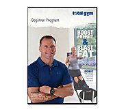 Total Gym Beginner Program DVD - F248130