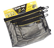 A.Saks Set of 3 Packing Paks - F249130