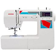 Janome MOD-100 Electronic Sewing Machine - F249831