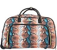 Aimee Kestenberg Wheeled Duffel Bag - F12732