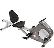 Stamina Conversion II Recumbent Bike/Rower - F249332