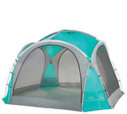 Coleman Mountain View 12x12 Screen Dome Shelterw/ Shade Walls - F249532