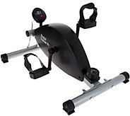 Pedal Trainer Pro Personal Stationary Floor Cycle - F12633