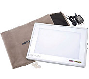 LightPad Light Box With 6 x 9 Work Surface - F244933