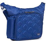 Lug Crossbody Bag - Sidecar - F250133