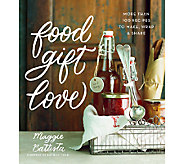 Food, Gift Love Cookbook by Maggie Battista - F12034
