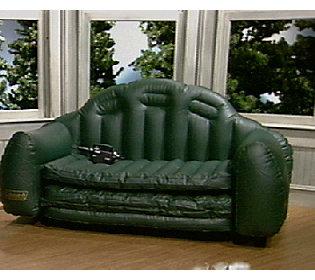 Convert A Sofa Inflatable Sofa W Rechargeable Quickpump