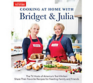 Cooking at Home with Bridget and Julia by ATK - F13035