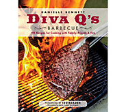 Diva Qs Barbecue Cookbook by Danielle Bennett - F12336