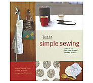 Chronicle Books - Simple Sewing - F183536