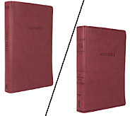 Choice of NIV or NKJ Super Giant Print Classic Bible - F11637