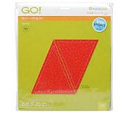 GO! Fabric Cutting Dies - F192237