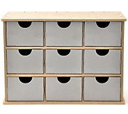 Beyond the Page MDF Storage Drawers - F244937