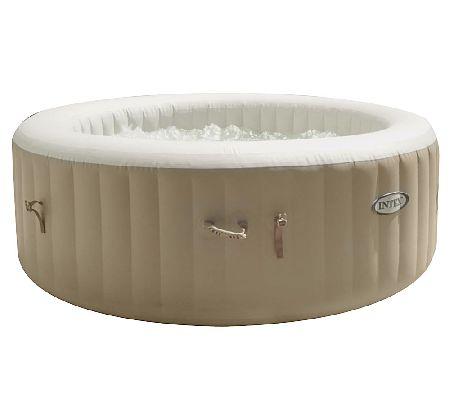 Intex pure spa portable hot tub page 1 - Pure spa intex ...