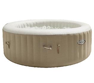 intex pure spa portable hot tub. Black Bedroom Furniture Sets. Home Design Ideas