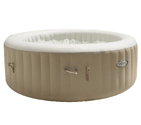 intex pure spa portable hot tub. Black Bedroom Furniture Sets. Home Design Ideas
