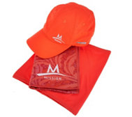 Mission Cooling Towel, Performance Hat and 5in1 Multi-Cool Set