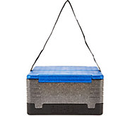 Flip-Box Mini Collapsible Cooler and Insulation Box - F12738