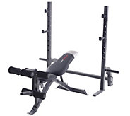 Weider Pro 395 Olympic Bench - F249338