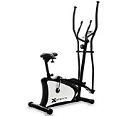 XTERRA EU100 Elliptical/Upright Bike Hybrid - F249638