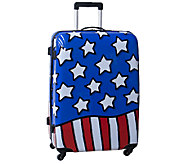Ed Heck Stars n Stripes Hardside 28 Spinner Luggage - F249040
