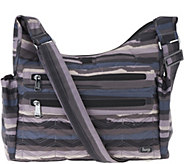 Lug Medium RFID Crossbody -Camper - F12841