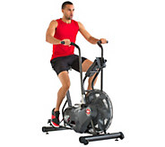 Schwinn Airdyne AD6 Upright Exercise Bike - F248541