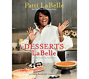 Desserts LaBelle Cookbook by Patti LaBelle - F12742