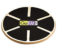 Gofit GF-RWBBA 15 Adjustable Wobble Board - F195444