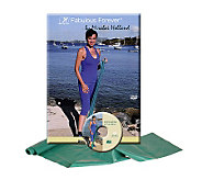 Mirabai Holland Fab Forever Stretch & Tone DVD&Latex Band - F247444