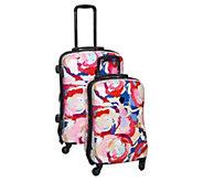 Heys Hardside 21 & 26 Fashion Spinner Luggage - F12945