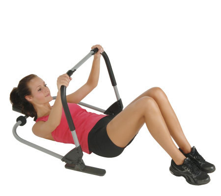 AbSession Exercise Machine